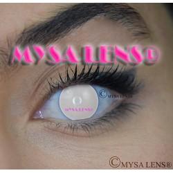 Lentilles Fantaisie AVEUGLE/ BLIND   De Marque MYSA LENS® 1 an