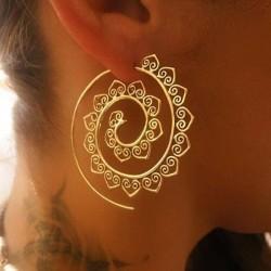 boules d'oreille ethnique