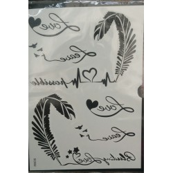 tatto stickers